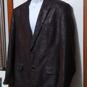 RARE 40R CK Calvin Klein Jacket